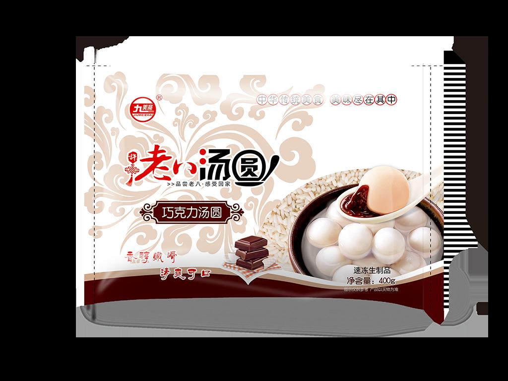 巧克力湯圓400g